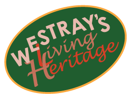 Westray's Living Heritage. Click for home.